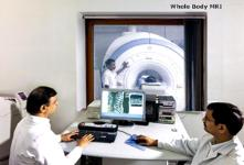 1.5 Tesla MRI Scanner at MIOT Hospitals in Chennai, Tamil Nadu, India, affiliated to International University School of Medicine (IUSOM), which also has a Branch Campus, namely, IUSOM - Michigan Clinical Campus in Dearborn, Michigan, USA